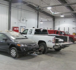 Azorcan Collision Center Shop