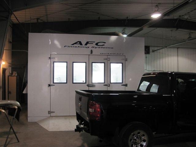 Azorcan AFC Booth